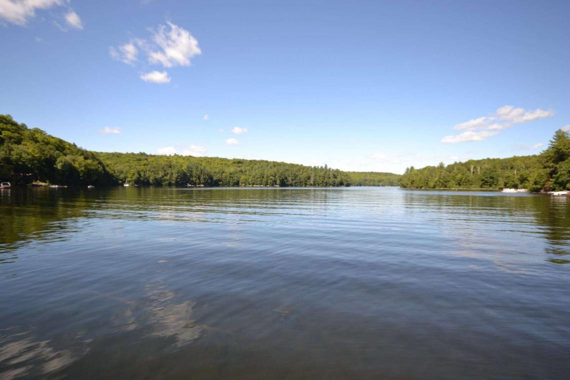 8 Acres, Fred Jones Road, Drag Lake's Outlet Bay, Haliburton
